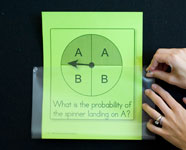 Vinyl Mount: 1st Grade Math Kit