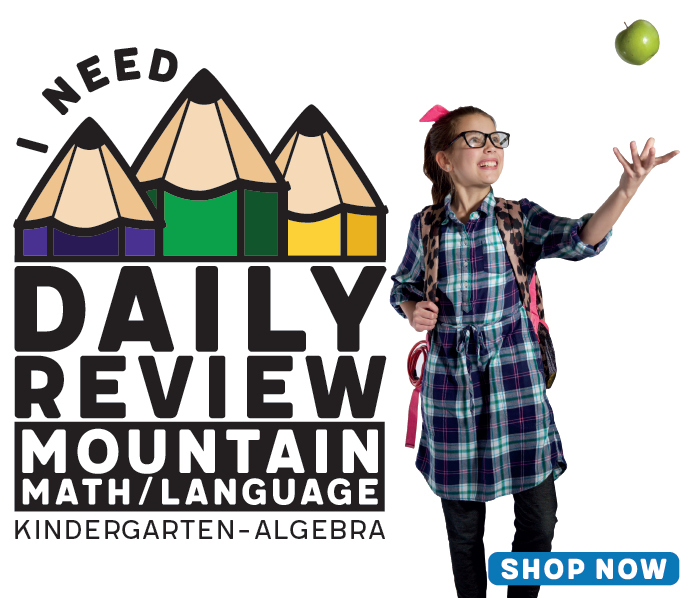 Shop For Mountain Math Products Now