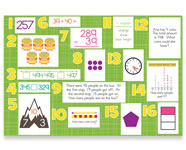 2nd Grade Common Core Math Bulletin Board Kit