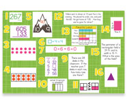 3rd Grade Common Core Math Bulletin Board Kit