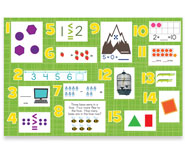 Kindergarten Common Core Math Bulletin Board Kit
