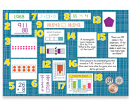 3rd Grade Mountain Math Bulletin Board Kit