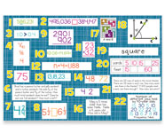 4th Grade Mountain Math Bulletin Board Kit