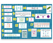 5th Grade Mountain Math Bulletin Board Kit