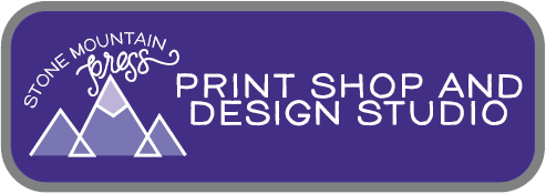 Stone Mountain Press Print Shop and Design Studio